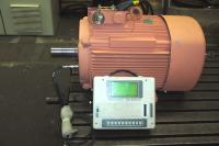 Analyse und Schwingungsmessung eines Eelektromotor