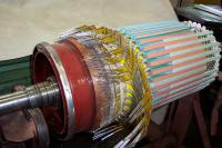 Ankerwicklung für Gleichstrommotoren
