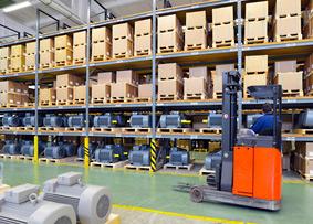 Lager Vertrieb von Elektromotoren vom Hersteller