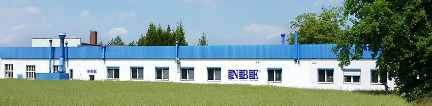 Das Unternehmen NBE GmbH aus Halle bei Leipzig
