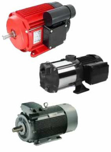 Produkte bei NBE: Elektro Motoren, Elektrische Maschinen, Elektrogeräte und Motorzubehör